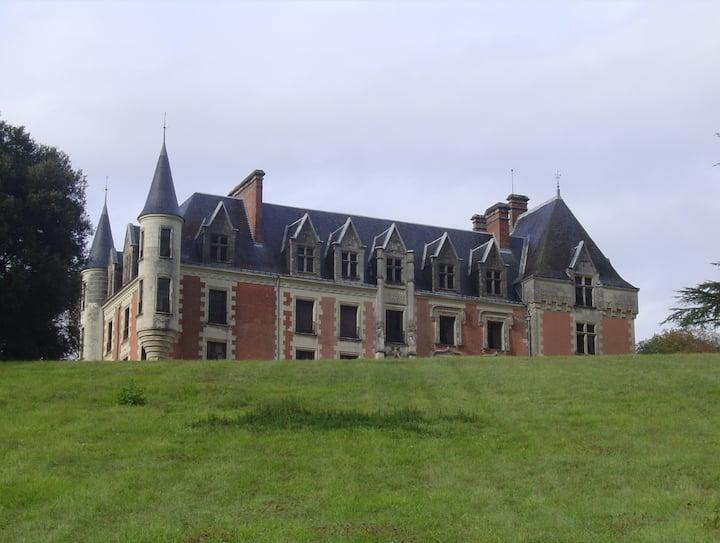 Gite au château de Rys
