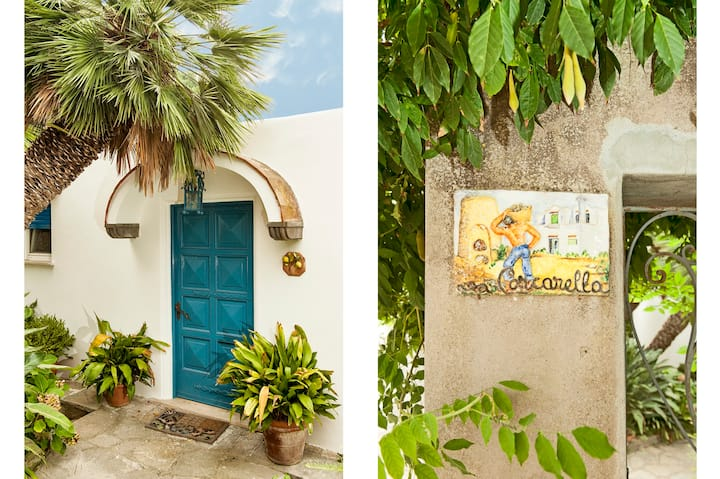 la Carcarella, a true 'Capri-life' experience