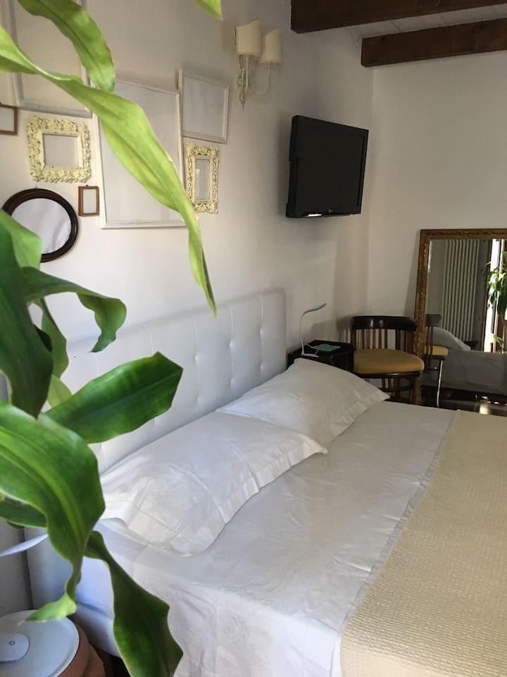 Suite sul Corso Vittorio.