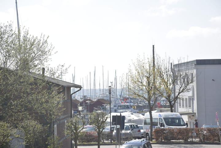 Ferienwohnung am Laboer Hafen, 1.OG
