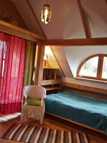 upstairs bedroom...