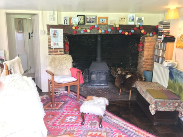 Charming New Forest cottage
