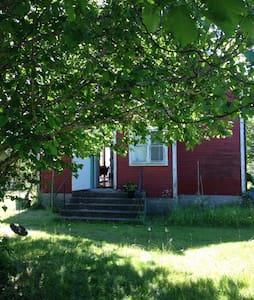 Härligt lantligt hus i vackra Othem - Othem  - Rumah