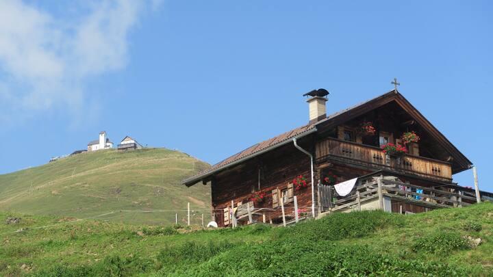 KRAFT TANKEN  Vorfreude Kitzbüheler Alpen TIROL