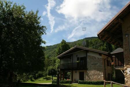 Alloggi a  Dronero Borgata Fatiga - Dronero