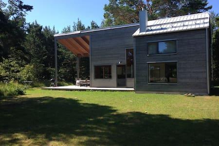 Design house close to the beach - faro - บ้าน