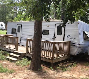 1 Bedroom Home in Horse Country - Aiken - Husbil/husvagn