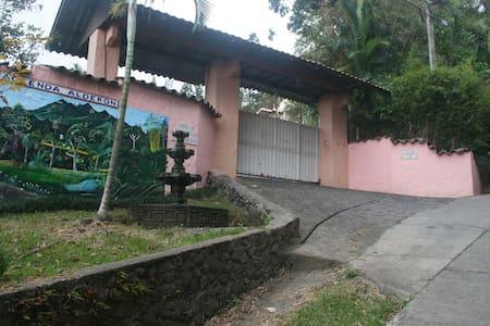 Casita in Luxurious Botanical Garden. Valley Views - Escazu - Apartment