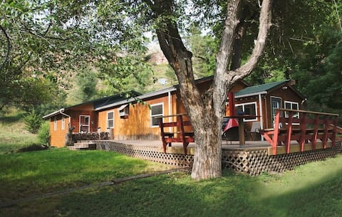 Cold Brook Cabin