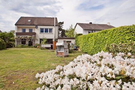 Luxus-Ferienhaus SEESTERN,rollstuhl - Wunstorf - Rumah