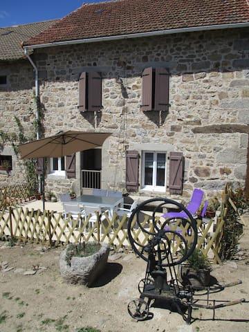 Location d'été en Haute Lozère - Les Monts-Verts - Casa de vacances