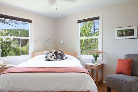 Green Accommodations at Velo B & B - Eugene