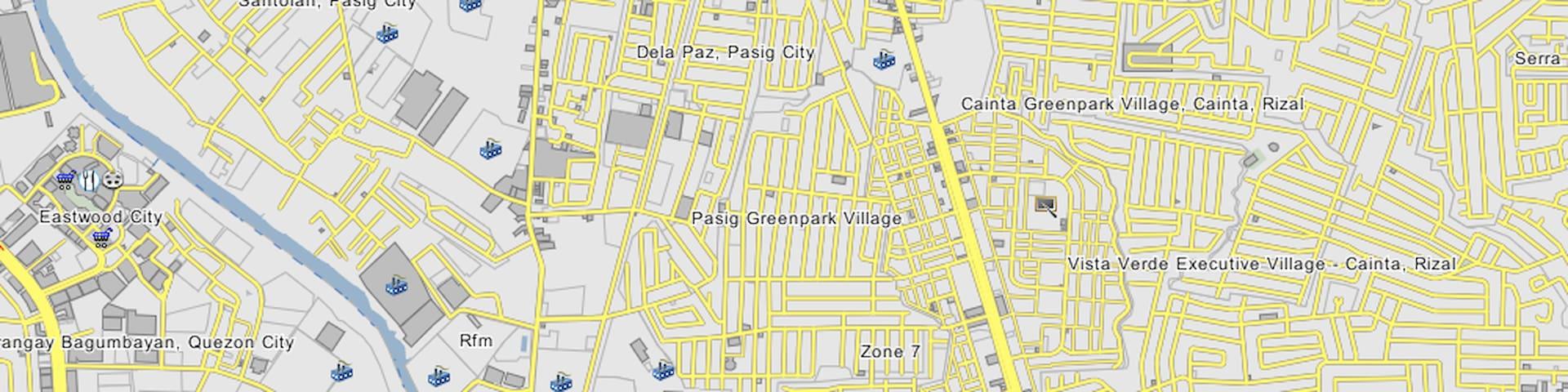 PrivateRoom in Subdivision in Pasig - Pasig City - Haus