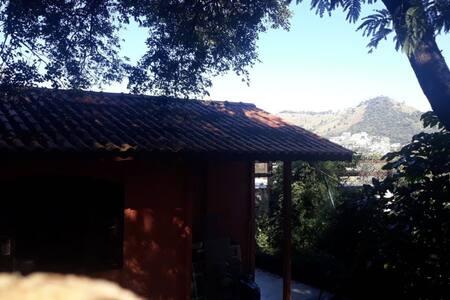 Chalés no Parque Ecológico da Pedra Grande Atibaia