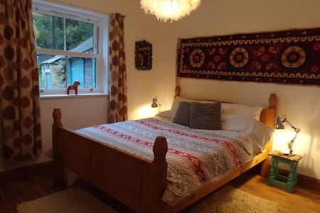 Quirky Annexe Near to Everything! 1/5 - Veryan - Guesthouse
