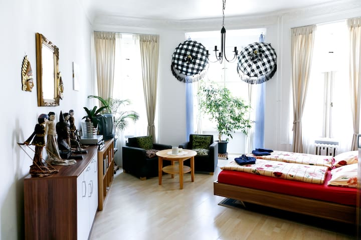 Bed & Breakfast in Berlin 1 Bali - Berliini - Huoneisto