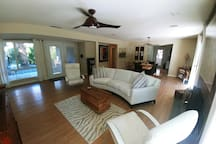 Private home with pool in S. La Quinta
