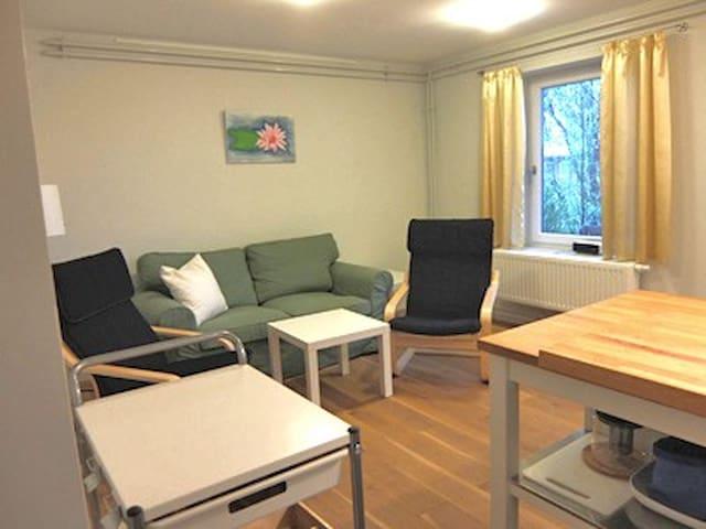 Ferien in Tossens Nr. 9 für 2 Pers. - Butjadingen - Wohnung