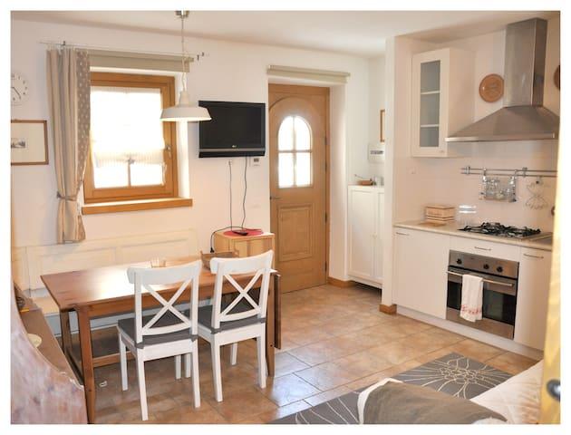Bilocale in posizione strategica (con wi-fi) - Campodolcino - Apartment