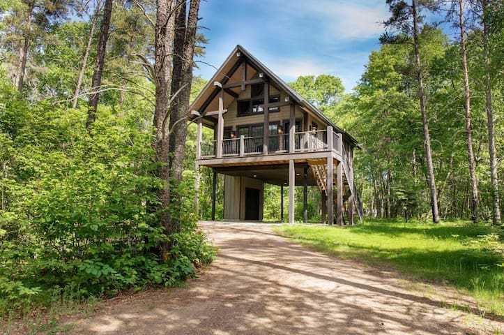 Up North Cabin in the Trees! Perfect getaway.