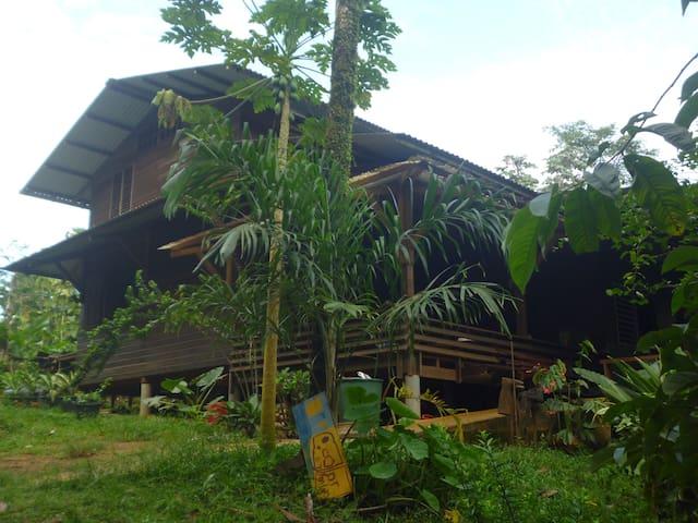 Villa François site isolé, autonome