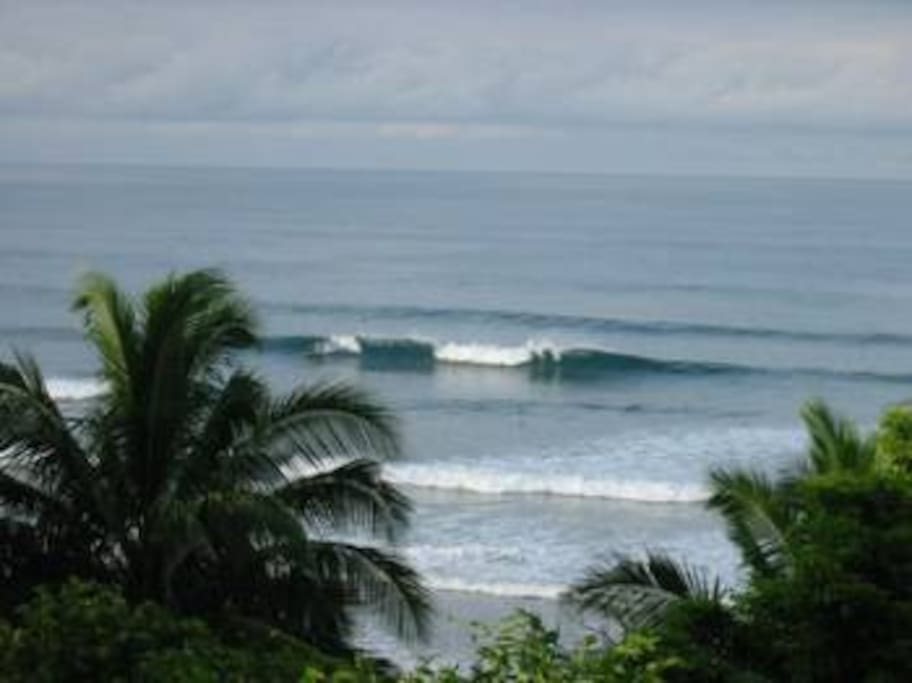 Great Beaches and Surfing at Playa Guiones
