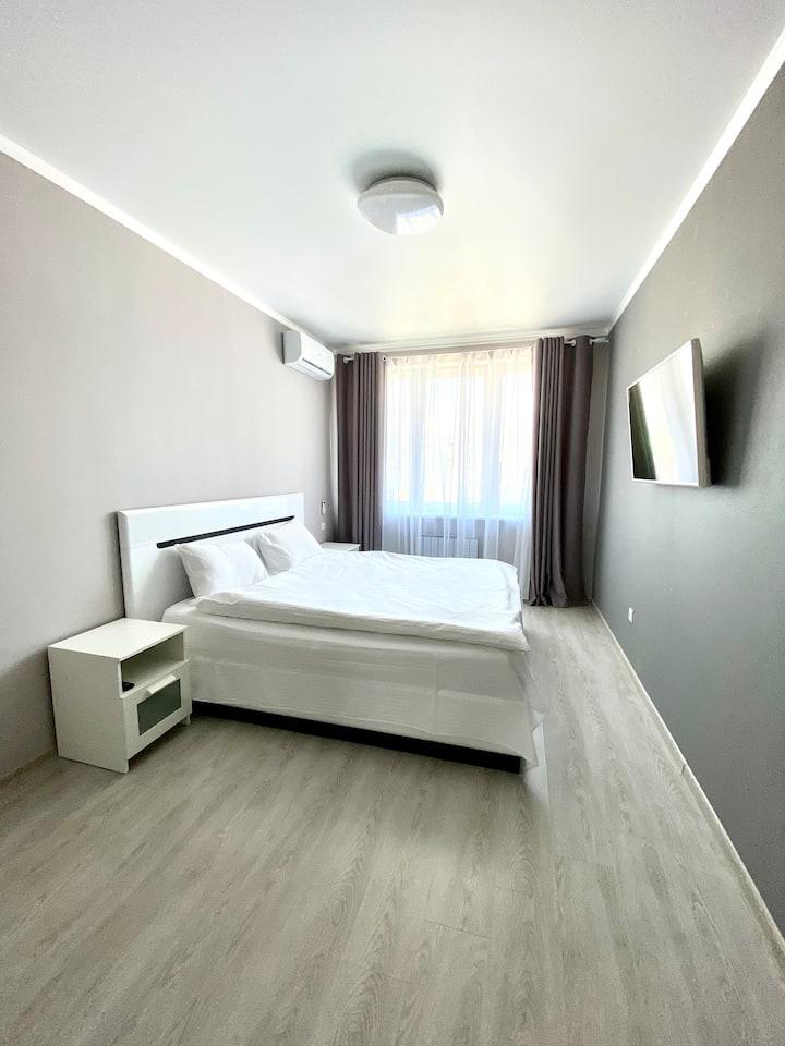 Апартаменты в ЖК Аксаковский