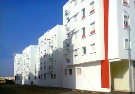 Casablanca Mohamedia 2 Bedroom - Ben Yakhlef - Appartement