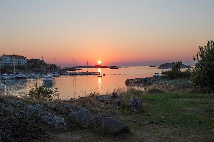 Mellan Syd-Koster och Kosterfjorden