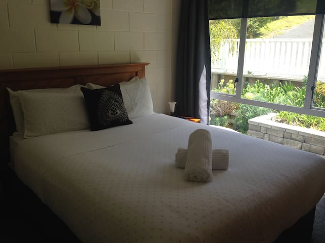 Al-Louise Accommodation Rm 6 - Mangonui - Apartment