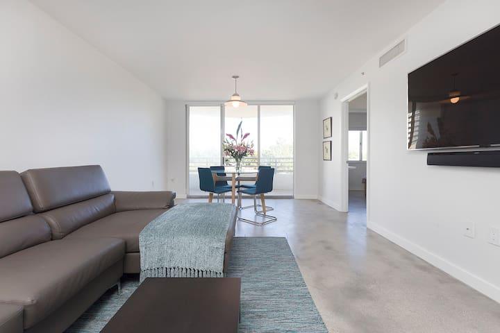 Modern Apt in SoBe - Miami Beach - Apartamento