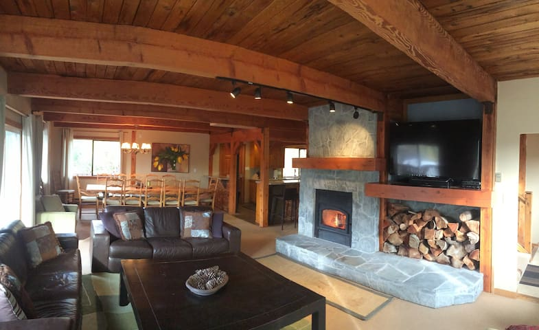 Centrally Located Whistler Chalet