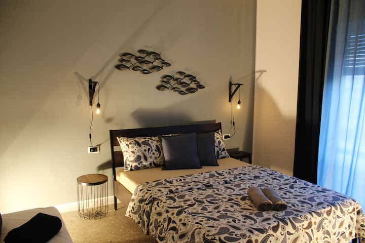 Salecce B&B,double room, private external bathroom