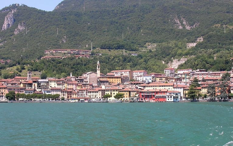 Graziella's holiday home in Lovere - Lake Iseo - Lovere