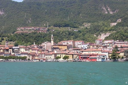 Graziella's holiday home in Lovere - Lake Iseo - Lovere - Appartement