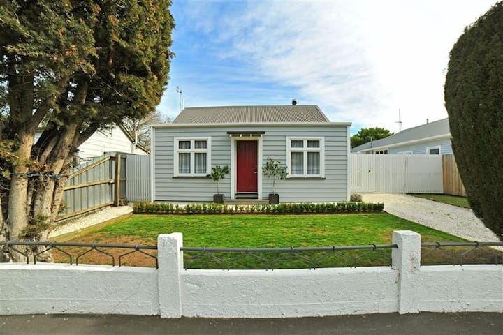 Tranquil Cottage on City Doorstep (with breakfast) - Christchurch - Rumah
