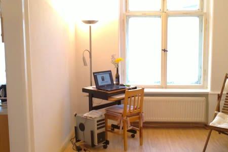 Helle kleine gemütl. Altbauwohnung mit Küche & Bad - Zittau - Wohnung