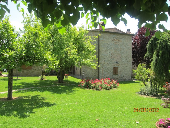 Apartment 'Filatoio'-pool-Tuscany