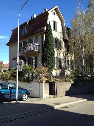 Zurich - easy, central, convenient