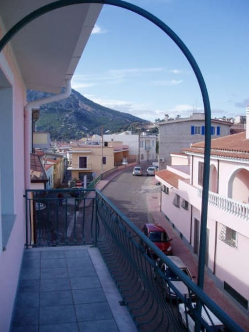 a nice apartment in the old centre of Orosei
