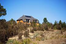 Kanuka eco Lodge in Mt Lyford luxury accommodation