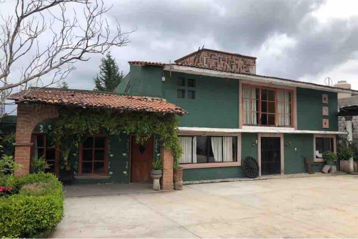 Casa de Campo en Tlalpujahua
