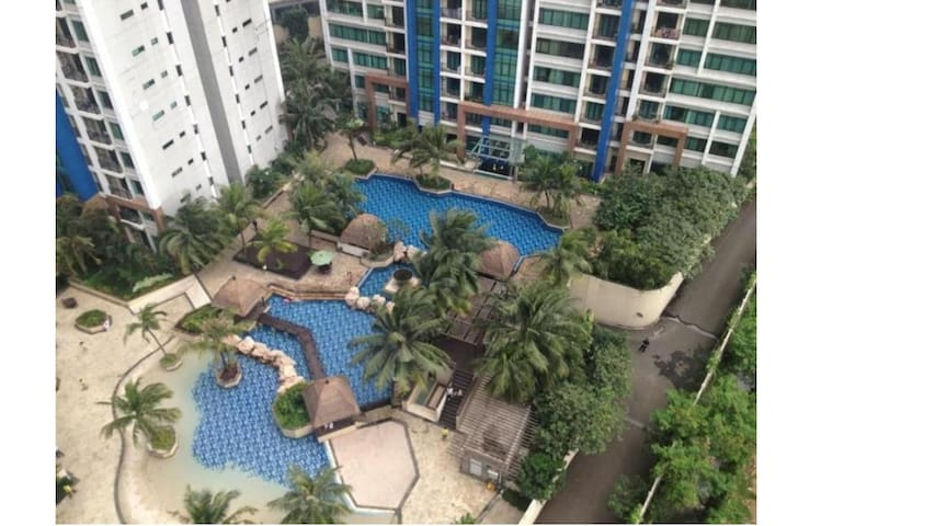 Nice & Comfy 2 Bed Room Apartment in Pondok Indah