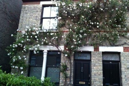 Lovely turn of the century house - Cambridge - Casa