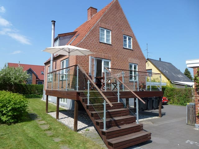 Big house with room for 2 families  - Rodovre - Rumah