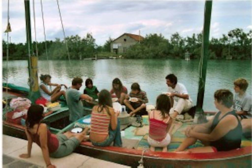 our lagoon tour