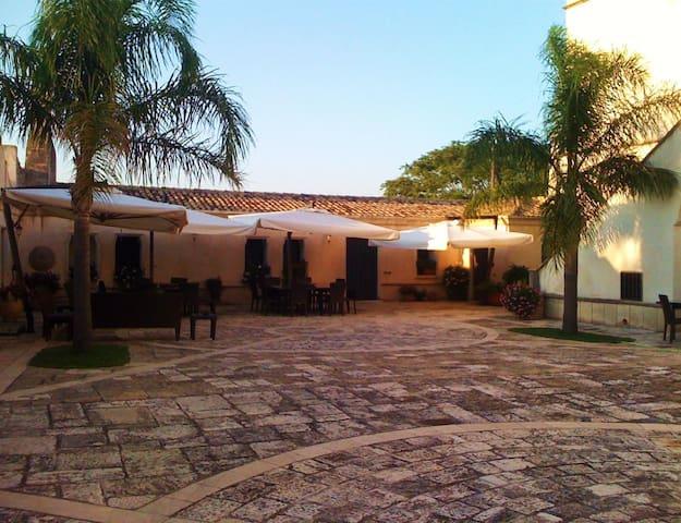 Ospitalità in masseria Puglia 3 - Crispiano - Appartement