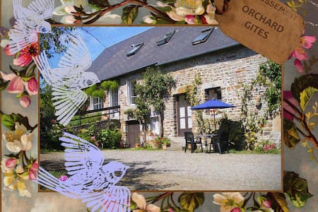Comfortable farmhouse bedroom for 2 - Saint-Quentin-les-Chardonnets - Bed & Breakfast - 0