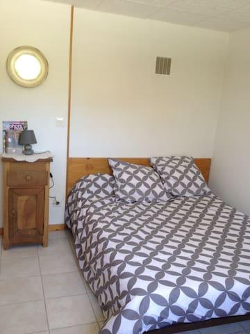 chambre d hôte chez l habitant - Trespoux-Rassiels - Bed & Breakfast
