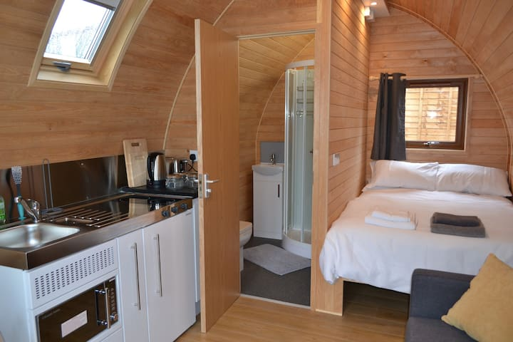 Chestnut Lodges - A taste of the outdoors in cosy comfort